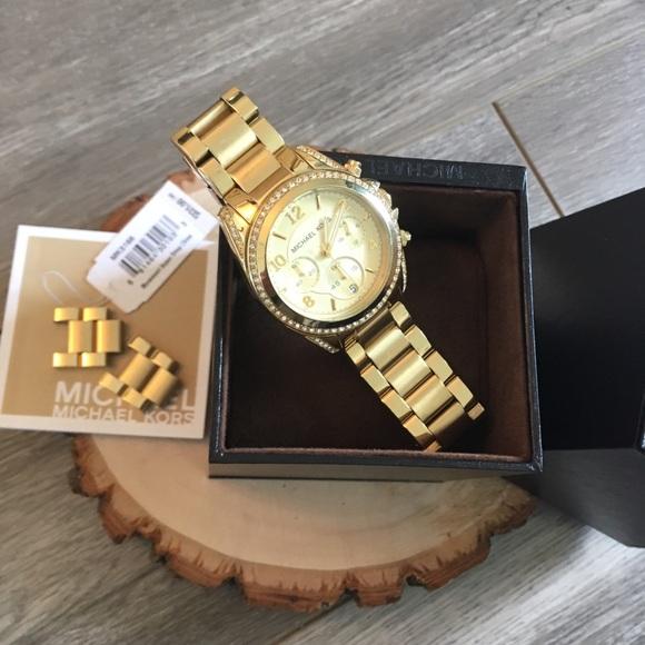 Michael Kors Jewelry - Gold Michael Kors Watch
